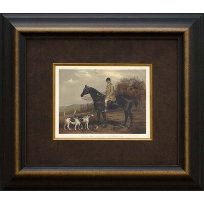 Phoenix Galleries Berkeley Hunt Framed Print