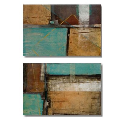 Phoenix Galleries Elements and Environment Canvas Print Set (Set of 2)