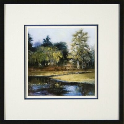 Phoenix Galleries Arboretum 1 Framed Print