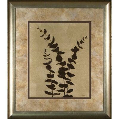 Phoenix Galleries Platinum Shadow 1 Framed Print