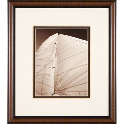 Phoenix Galleries Windward Sail 3 Framed Print