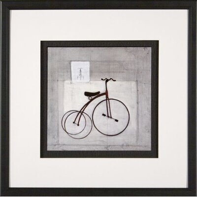 Phoenix Galleries Pedal Framed Print
