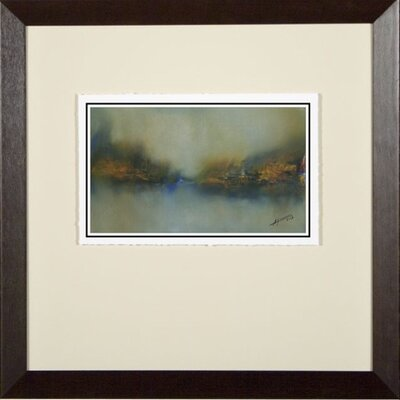 Phoenix Galleries Dusk Giclee Framed Print
