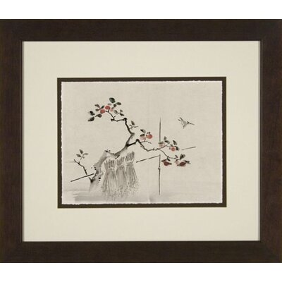 Phoenix Galleries Plum Tree Framed Print