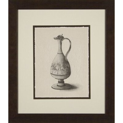 Phoenix Galleries Pitcher Framed Print