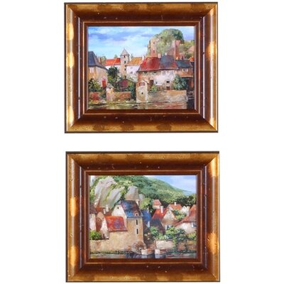 Phoenix Galleries La Seyne - Sur - Mer Framed Print