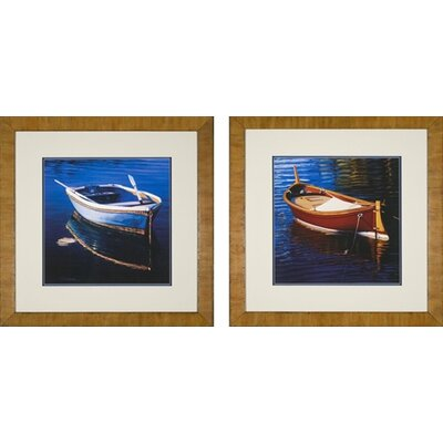Phoenix Galleries Harbor Glow Framed Prints