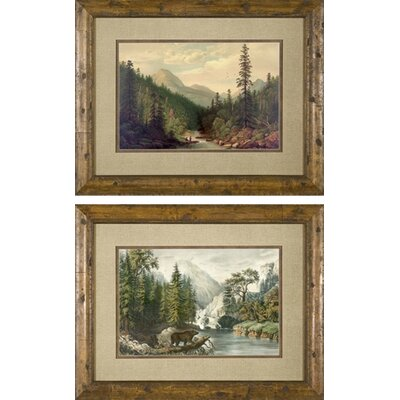 Mt. Framed Prints