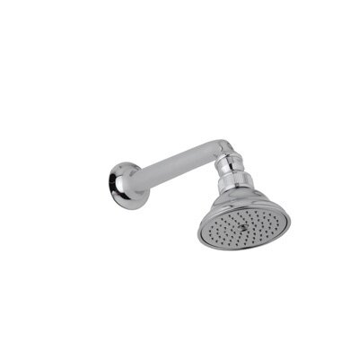 Rohl Single Function Perletto Style Swiveling Shower Head