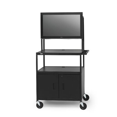"Bretford Manufacturing Inc Cab Cart for 26"" to 42"" Flat Panels"