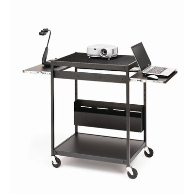Bretford Manufacturing Inc Mobile Multimedia Presentation Cart