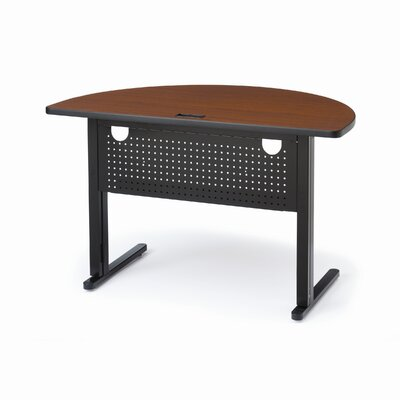 "Bretford Manufacturing Inc KR Half Round 60"" Training Table"