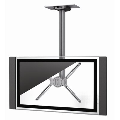"Bretford Manufacturing Inc Single Monitor Universal Flat Panel Ceiling Mount (30"" - 60"" Screens)"