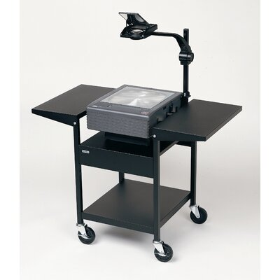 "Bretford Manufacturing Inc 39"" High UL Listed Overhead Projector Table"