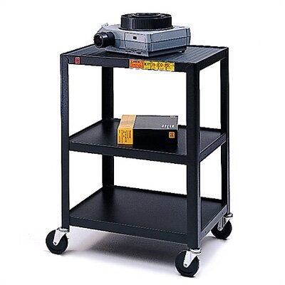 Bretford Manufacturing Inc UL Listed Audio Visual Cart