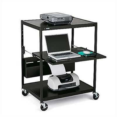 Bretford Manufacturing Inc Wide Mobile Projector Cart