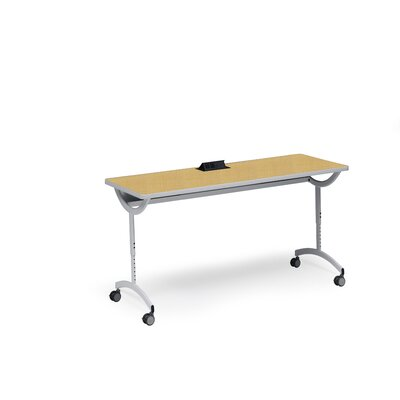 Bretford Manufacturing Inc Explore T-Leg Collaborative Laptop Table