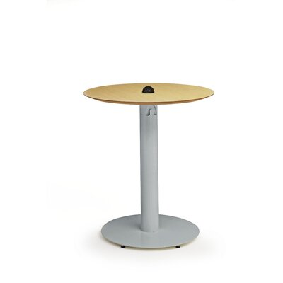 Bretford Manufacturing Inc Explore Pedestal Base Cafe Table