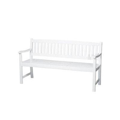 bank florida aus akazienholz. Black Bedroom Furniture Sets. Home Design Ideas