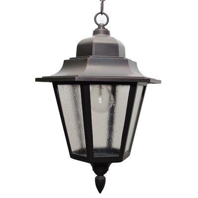 Melissa Lighting Kiss Series Outdoor Hanging Lantern
