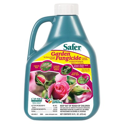 Safer Brand Garden Fungicide Concentrate