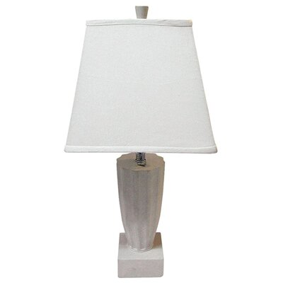 <strong>Global Pickings</strong> Natural Stone Lamps Wedgewood Table Lamp