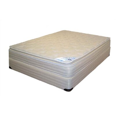 Classic Brands Elegance Softside Deepfill Mattress - Top Only
