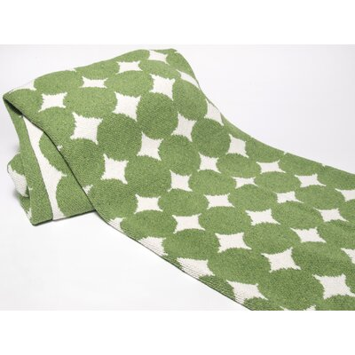 In2Green Eco Big Dots Cotton Yarn Throw