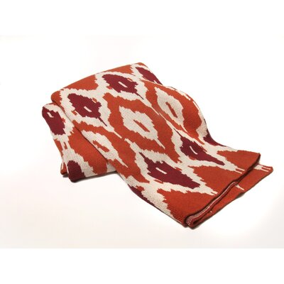 In2Green Eco Ikat Throw Blanket