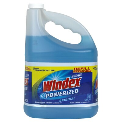 Johnson Wax Windex Original Powerized Glass Cleaner Refill