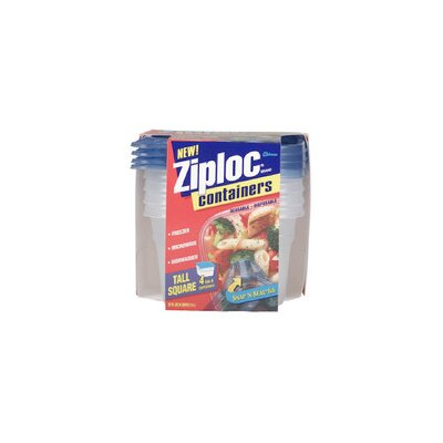 Ziploc Tall Square Container (Set of 5)