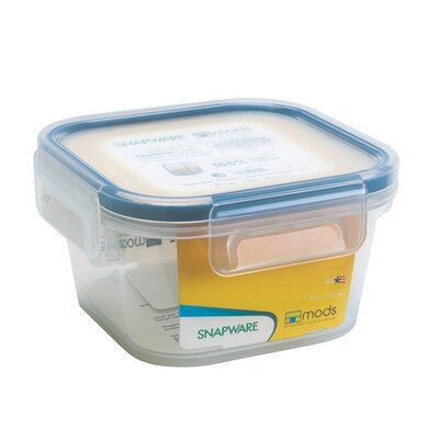 Snapware 1.25 Cup Mods Mini Square Storage Container