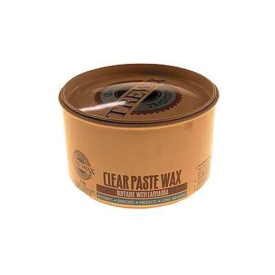 Trewax Clear Paste Wax