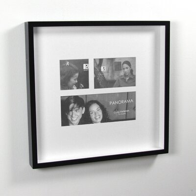 Boom Design Two Tone Picture Frame Collage