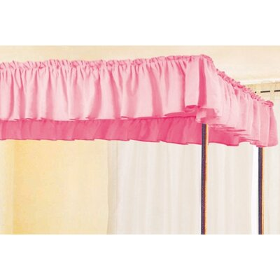 kathy ireland Home by Hallmart Princess Twin Canopy Cover