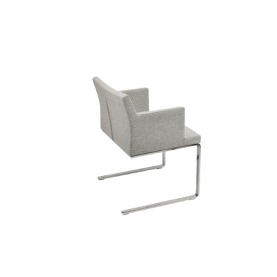 Soho Lounge Flat Arm Chair