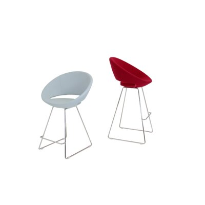 sohoConcept Crescent Wire Counter Stool