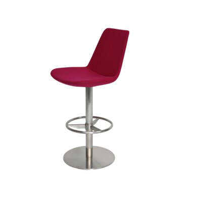 Eiffel Swivel Bar Stool