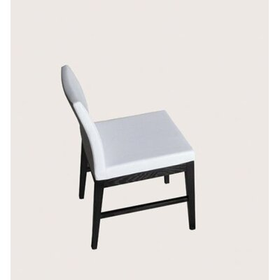 Aria Side Chair with Stretchers