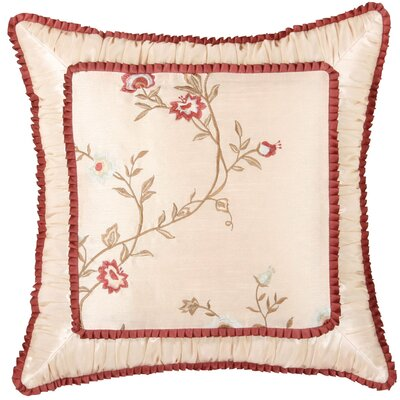Jennifer Taylor Cornelia Shirred Synthetic Pillow