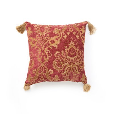 Bacara Synthetic Pillow with Tassel