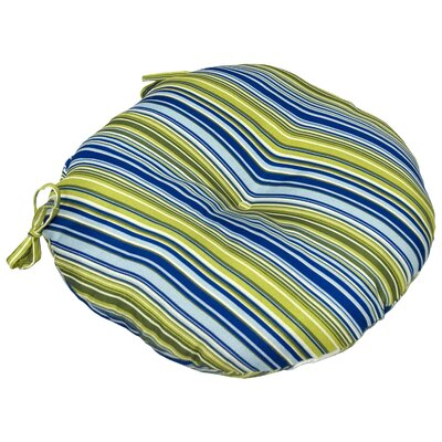 Greendale Home Fashions Bistro Chair Round Outdoor Cushion (Set of 2)
