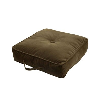 Greendale Home Fashions Square Floor Nylon Pillow