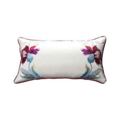 Sandy Wilson China Lumbar Pillow