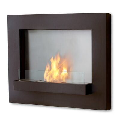 Real Flame Edgerton Gel Fuel Fireplace
