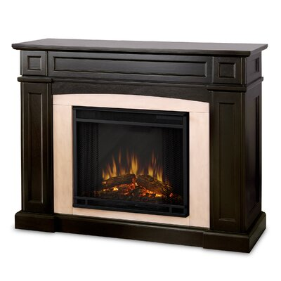 "Real Flame Rutherford 47"" TV Stand with Electric Fireplace"