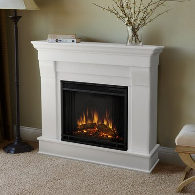 Real Flame Chateau Electric Fireplace