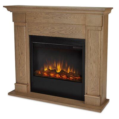 Real Flame Lowry Slim Electric Fireplace