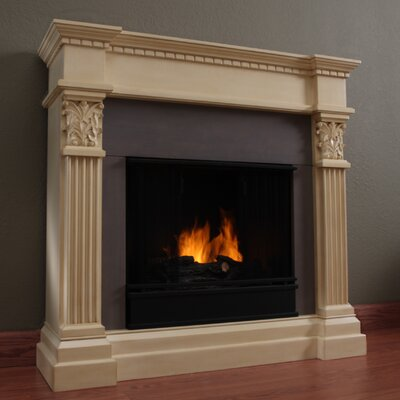 Real Flame Gabrielle Gel Fuel Fireplace