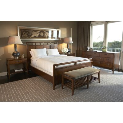 Brownstone Furniture Belvedere Panel Bedroom Collection